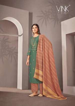 VINK starlight 2 kurti plazzo with dupatta 911