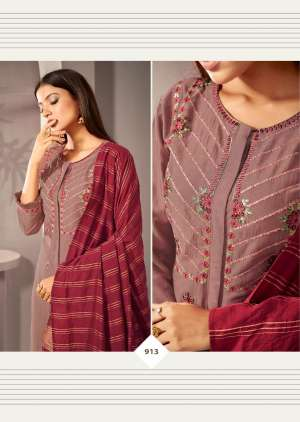 VINK starlight 2 kurti plazzo with dupatta 913