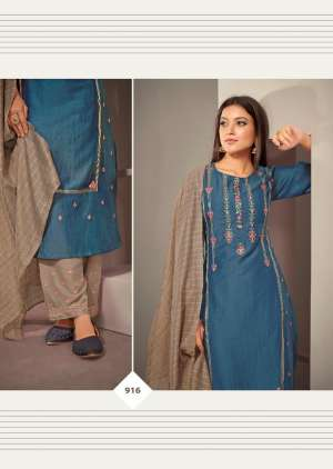 VINK starlight 2 kurti plazzo with dupatta 917
