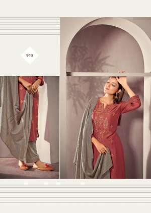 VINK starlight 2 kurti plazzo with dupatta 918