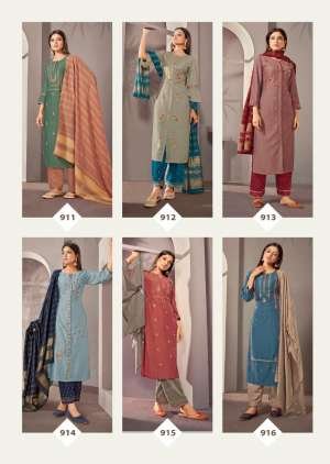 VINK starlight 2 kurti plazzo with dupatta 920