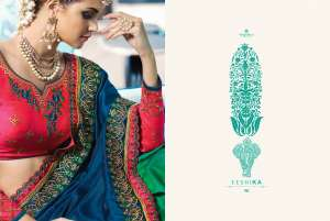 VRITIKA LIFE STYLE Launch swara vol 4 Festive collectionSarees