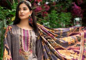 yashika presents mahnoor vol 2 2001-2010 series 3990 + 5% Gst Extra lawn cotton casual wear suits exporter in surat