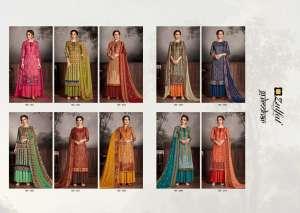 Zulfat designer studio Gulmohar 189-009