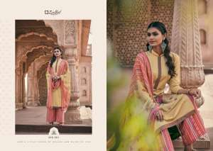 zulfat designer suits PATIALA MAGIC 338-001