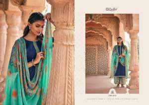 zulfat designer suits PATIALA MAGIC 338-002