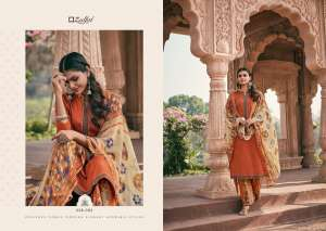 zulfat designer suits PATIALA MAGIC 338-004