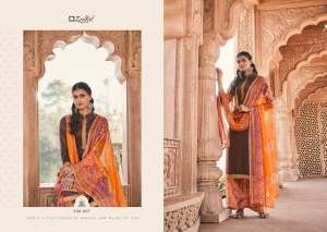 zulfat designer suits PATIALA MAGIC 338-007
