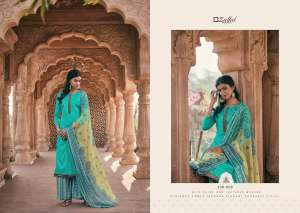zulfat designer suits PATIALA MAGIC 338-009