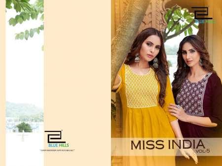 BLUEHILLS MISS INDIA VOL 5