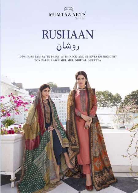 MUMTAZ ARTS RUSHAAN 5001-5010 series