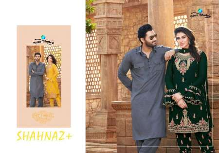SHAHNAZ PLUS BY YOUR CHOICE 3791-3794 series